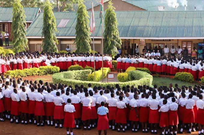 Bishop Okoth Mbaga Girls' Secondary School