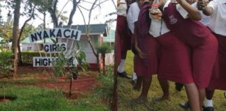 Nyakach Girls High School all details