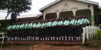 A.I.C LITEIN GIRLS SECONDARY S CHOOL
