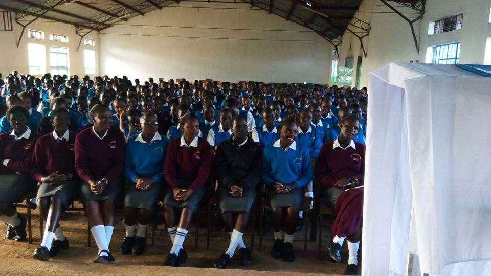 AIC CHEBISAAS GIRLS SECONDARY SCHOOL