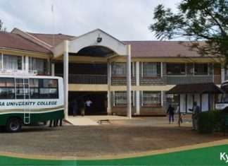 Kirinyaga University (KYU) Student admission letter and KUCCPS pdf list download.