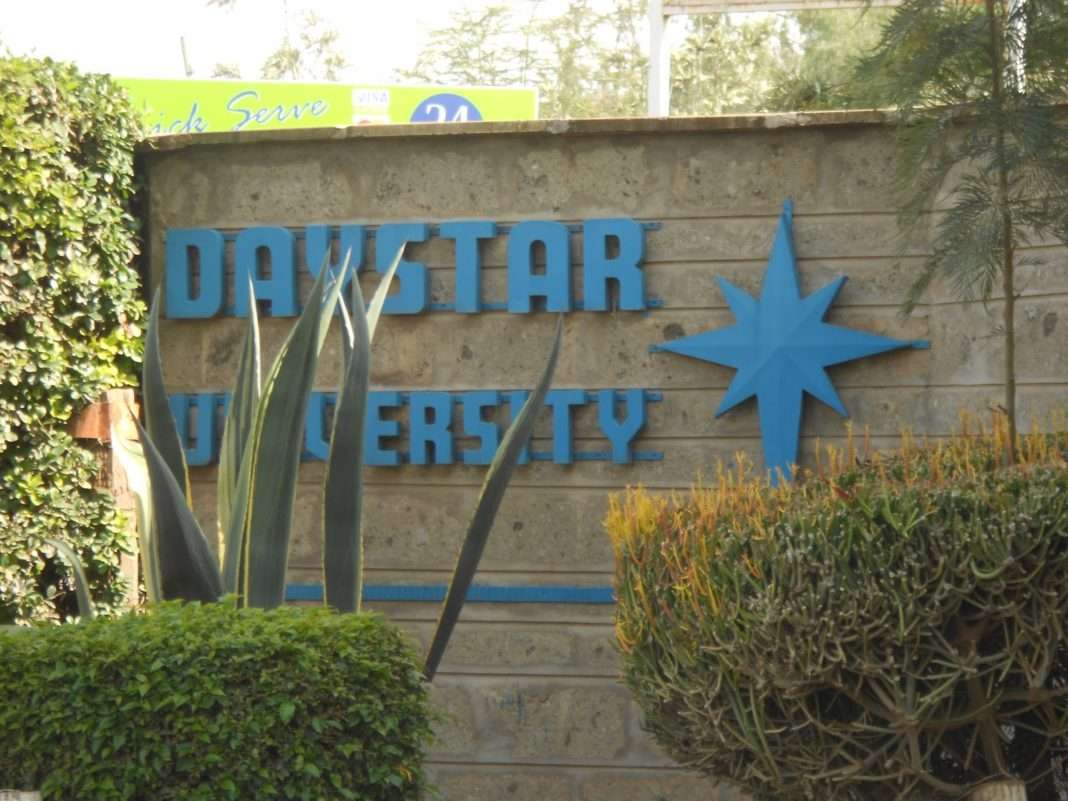 Daystar University (DAYSTAR) Student admission letter and KUCCPS admission list pdf download