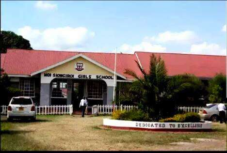 Moi Siongiroi Girls' Secondary School