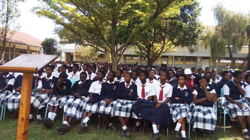 KIROBON GIRLS  SECONDARY SCHOOL
