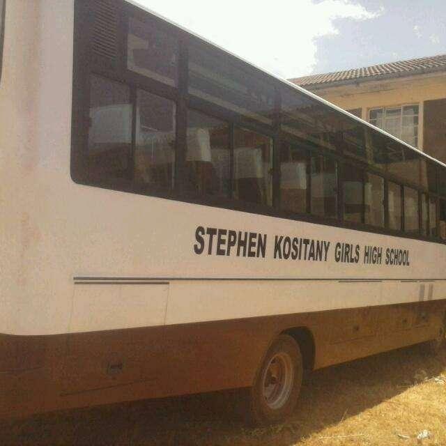 STEPHEN KOSITANY GIRLS' HIGH SCHOOL