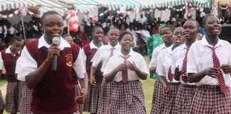 OUR LADYOF VICTORY GIRLS KAPNYEB