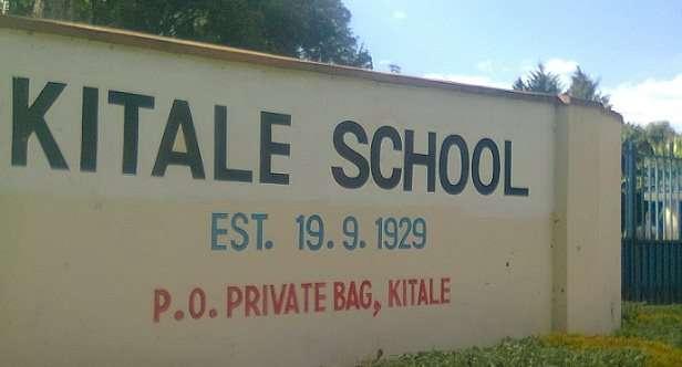 KITALE SCHOOL-SECONDARY