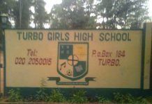 TURBO GIRLS SECONDARY SCHOOL