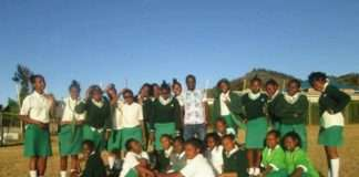 Kangeta Girls' secondary School