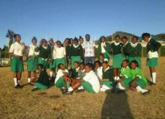 Kangeta Girls' secondary School
