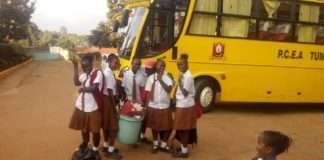 P.C.E.A TUM GIRLS SECONDARY SCHOOL