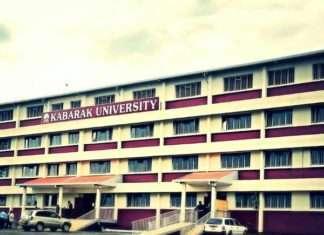 Kabarak University 2020/2021 students' admisssion letters and KUCCPS list