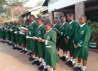 Thitani Girls' Secondary School