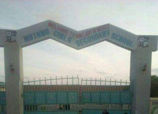 Mutomo Girls High School