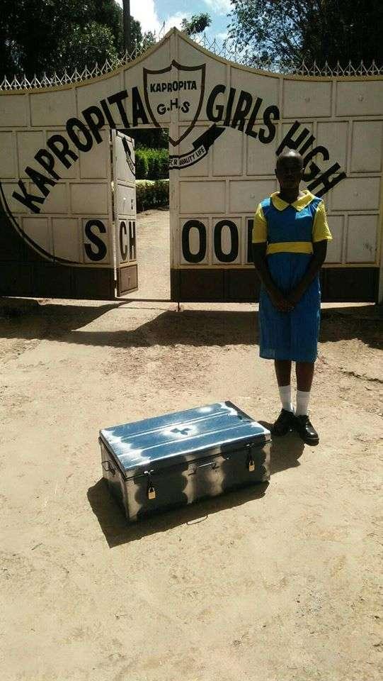 KAPROPITA GIRLS HIGH SCHOOL