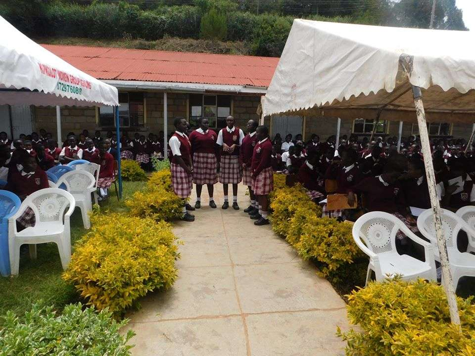 PEMWAI GIRLS' SECONDARY SCHOOL