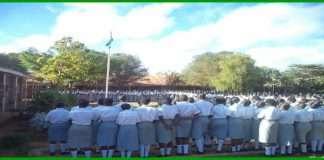 A.I.C MOI GIRLS SAMBURU SECONDARY