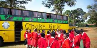 Chuka Girls' Secondary School