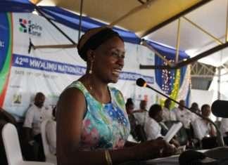 TSC Boss Dr Nancy Macharia. Photo/ File.