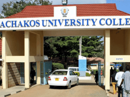 Machakos University 2020/ 2021 KUCCPS admission letters and pdf list download