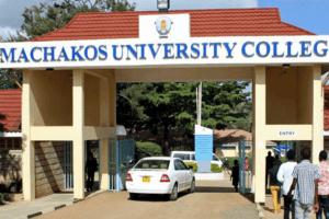 Machakos University 2020/ 2021 KUCCPS admission letters and pdf list download