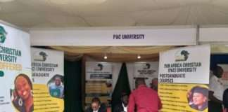 Pan Africa Christian University student admission letter and KUCCPS admission list pdf download