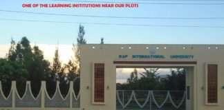 RAF International University