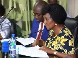 Dr. Nancy Macharia the TSC Boss