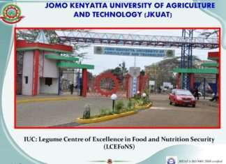 Jomo Kenyatta University of Agriculture and Technology (JKUAT) 2020/ 2021 KUCCPS Admission letter and pdf list download