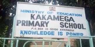 Kakamega Primary School