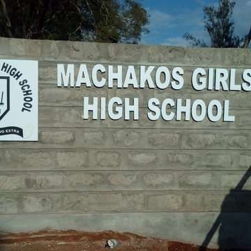 Machakos Girls High School