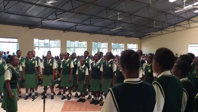 Mary Leakey Girls High School
