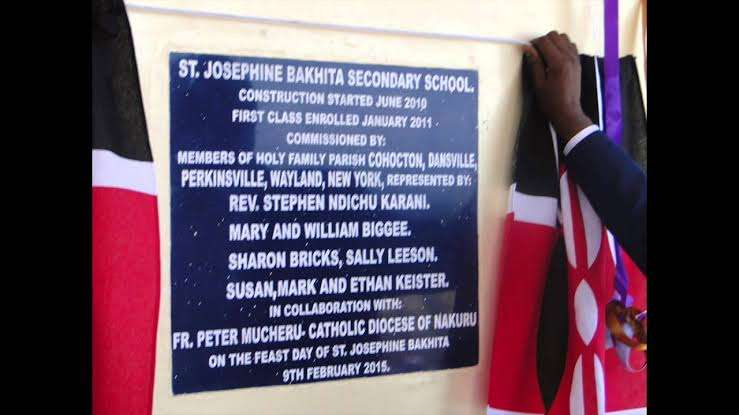 St Josephine Bakhita Girls High School
