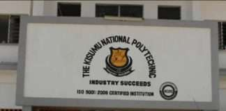 The Kisumu National Polytechnic