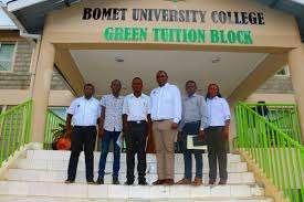 Bomet University College (BUC)