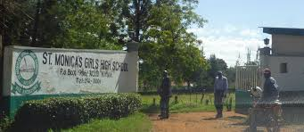 ST. MONICA'S GIRLS HIGH SCHOOL, KITALE