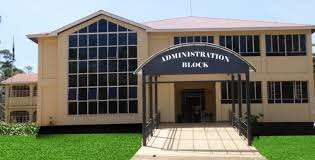 Rongo University student's admission letter and KUCCPS pdf list download.