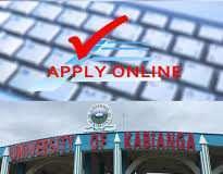 University of Kabianga (UOK) student admission letter and KUCCPS pdf list download.