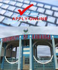 University of Kabianga (UOK) student admission letter and KUCCPS pdf list download.