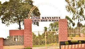 JOMO KENYATTA GIRLS HIGH SCHOOL