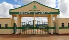 Lukenya University student admission letter and KUCCPS pdf admission list download.