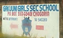 Gakuuni Girls Secondary School