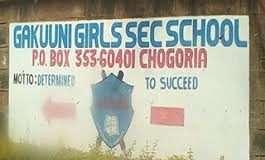 Gakuuni Girls Secondary School