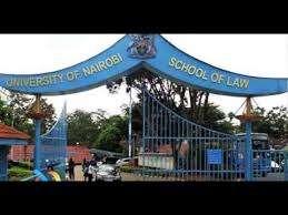 University of Nairobi Student's Admission Letters.