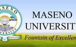 Maseno University 2020/ 2021 KUCCPS admission letter and pdf lists download
