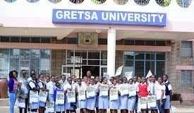 GRETSA University student admission letter and KUCCPS pdf list free download.