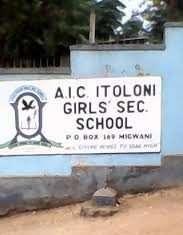 Itoloni girls secondary school