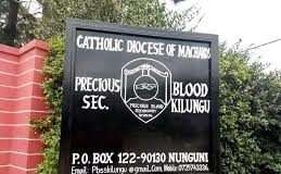 PRECIOUS BLOOD KILINGU SECONDARY SCHOOL – KILUNGU