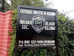 PRECIOUS BLOOD KILINGU SECONDARY SCHOOL – KILUNGU