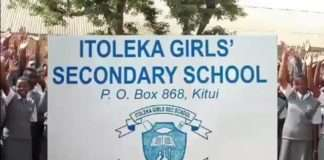ITOLEKA SECONDARY SCHOOL